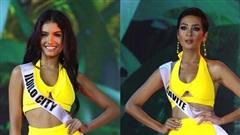 Thí sinh Hoa hậu Hoàn vũ Philippines 2020 rực lửa với bikini