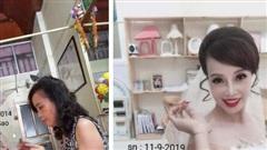 'Cô dâu 62 tuổi' lộ ảnh mặt mộc 6 năm trước khiến cư dân mạng ngỡ ngàng