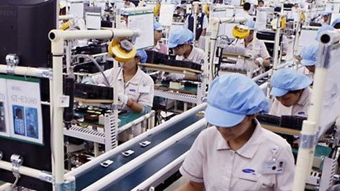 Máy móc, phụ tùng 'soán ngôi' giày dép trong danh sách xuất khẩu tỷ đô