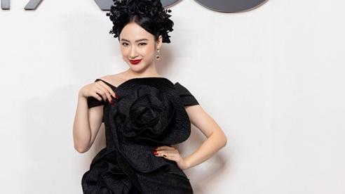 Angela Phương Trinh tái xuất thảm đỏ sau thời gian dài vắng bóng