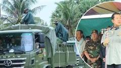 Lô xe quân sự Trung Quốc 'ra quân' ở Campuchia: Ông Hun Sen hết lời ca ngợi, lần đầu hé lộ 1 thông tin
