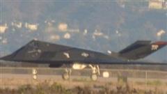 Mỹ chính thức tái trang bị oanh tạc cơ F-117 nâng cấp?