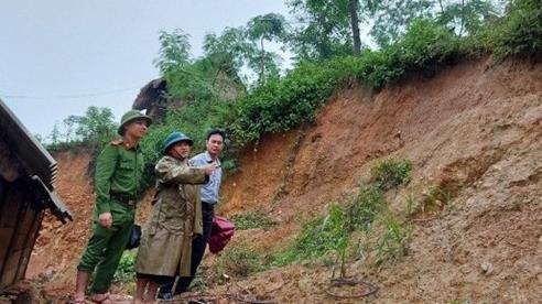 Nghệ An: 74 căn nhà hư hỏng hơn 1.000 ha hoa màu bị thiệt hại do mưa lũ