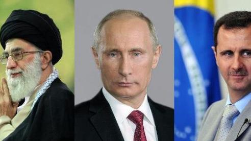 'Vết nứt' ngày một lớn trong liên minh quân sự Syria-Nga-Iran