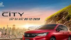 Honda City 2021 'chốt' ngày ra mắt, dự kiến 'hạ gục' Toyota Vios với tiện nghi hàng đầu phân khúc