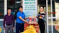 Hà Nội tiếp tục 'nhường cơm, sẻ áo' với miền Trung