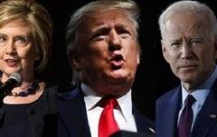 Tổng thống Trump nói bà Hillary Clinton 'thông minh hơn' ông Joe Biden