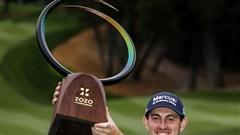 Patrick Cantlay vô địch Zozo Championship