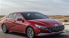 Hyundai Elantra có giá từ 19.700 USD