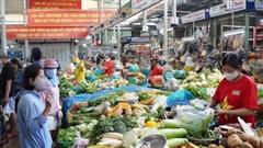 Thị trường các tỉnh miền Trung đã ổn định trở lại khi lũ rút