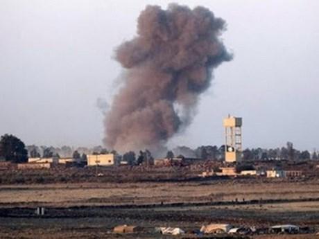 Nga không kích tiêu diệt hơn 50 tay súng phiến quân ở Tây Bắc Syria