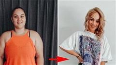 Từng béo đến nỗi không chọn được váy cưới phù hợp, cô dâu 30 tuổi 'giảm một lèo' 50kg khiến dân tình phải kinh ngạc