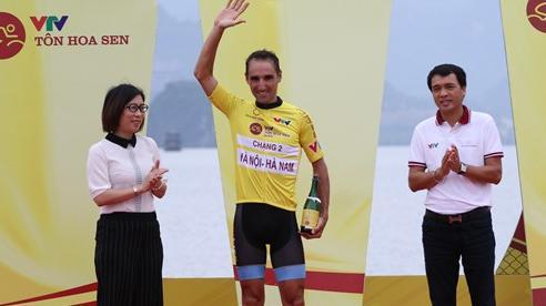 Đua xe đạp quốc tế VTV Cúp Tôn Hoa Sen 2020 – lần thứ V: Áo vàng đổi chủ