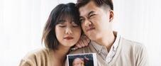 MC Trần Ngọc hạnh phúc khoe ảnh chuẩn bị chào đón con đầu lòng