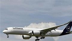 Hãng hàng không Lufthansa tiếp tục 'thu hẹp' đội bay