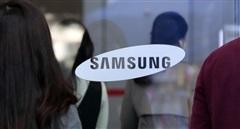 Cổ phiếu công ty con của Samsung tăng vọt