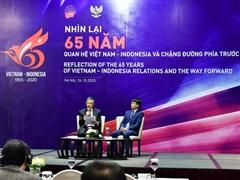 Làm sâu sắc hơn nữa quan hệ Đối tác chiến lược Việt Nam-Indonesia