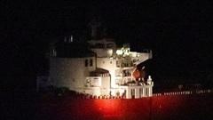 Bảy phút thần tốc giải cứu tàu chở dầu của đặc nhiệm hải quân Anh