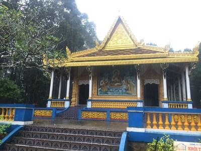 Vãng cảnh chùa Dơi