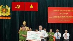 Tập đoàn Hưng Thịnh tặng trang thiết bị PCCC và cứu nạn, cứu hộ trị giá 22,1 tỷ đồng