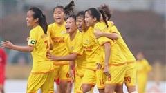 Phong Phú Hà Nam và Dự tuyển Quốc gia duy trì ngôi đầu