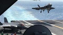 Chuyên gia Mỹ: F-35 sẽ làm Hải quân Mỹ yếu hơn