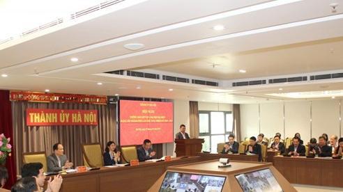 Thông báo kết quả Đại hội đại biểu Đảng bộ TP. Hà Nội