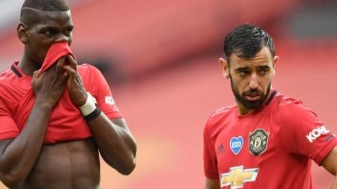 Solskjaer học Pep Guardiola để 'xử lý' Bruno Fernandes và Pogba