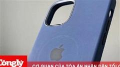 Sạc MagSafe của Apple có thể gây tăng nhiệt khiến máy không thể nạp đầy pin