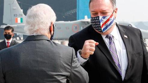 Hợp tác Mỹ - Ấn bất ngờ giữa các căng thẳng với Trung Quốc