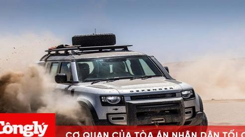 Jaguar Land Rover sử dụng công nghệ vũ trụ để sản xuất xe