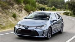 Giá xe ôtô hôm nay 27/10: Toyota Corolla Altis thấp nhất 733 triệu dồng