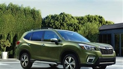 Subaru Forester thêm động cơ tăng áp, đe doạ Honda CR-V