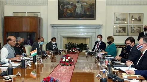 Bước tiến quan trọng trong hợp tác quốc phòng Mỹ - Ấn