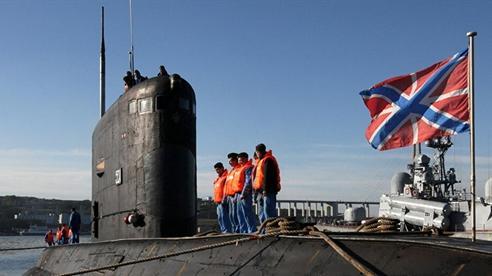 Báo Mỹ: Kilo Nga mạnh ngang tàu ngầm hạt nhân