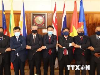 Đại sứ các nước đánh giá cao việc chuẩn bị Hội nghị ASEAN của Việt Nam