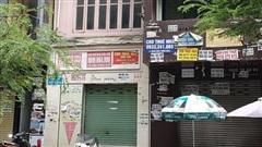 Mặt bằng nhà phố cho thuê trung tâm Sài Gòn đang phục hồi trở lại