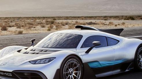 Siêu phẩm Mercedes-AMG One sẽ có công suất 1.200 mã lực mạnh bậc nhất thế giới