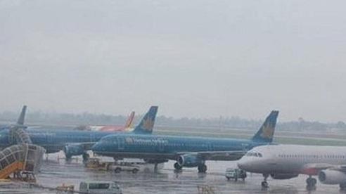 Hàng không Việt Namphát công điện khẩn ứng phó với siêu bão số 9