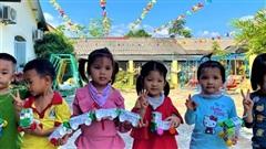 Quỹ sữa vươn cao Việt Nam và Vinamilk đến Yên Bái