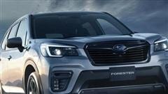 Subaru ra mắt Forester Sport tại thị trường Nhật Bản