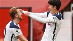 Son Heung Min: Siêu vũ khí của Mourinho