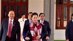 Chủ tịch Quốc hội dự và chỉ đạo ĐH Đảng bộ tỉnh Thanh Hóa