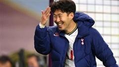 Huyền thoại MU: Son Heung Min ở đẳng cấp như Salah
