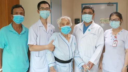 Bà cụ 105 tuổi trải qua 3 cuộc đại phẫu chiến thắng tử thần