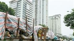 Bãi rác Nam Sơn hoạt động bình thường trở lại