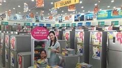 Hàng loạt điều hoà, tivi và tủ lạnh hạng sang 'đua' giảm giá 'sập sàn' cuối tháng 10