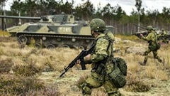 Nga tố phương Tây tăng hiện diện quân sự gần Belarus, NATO 'phản pháo'