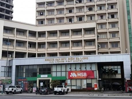 Khách sạn Bưu điện Hạ Long bị yêu cầu dừng tổ chức cách ly tập trung