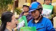 Hà Nội tiếp tục chung sức hỗ trợ miền Trung vượt khó khăn bởi bão lũ